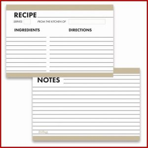 3x5 Note Card Template Google Drive Template 1 Resume