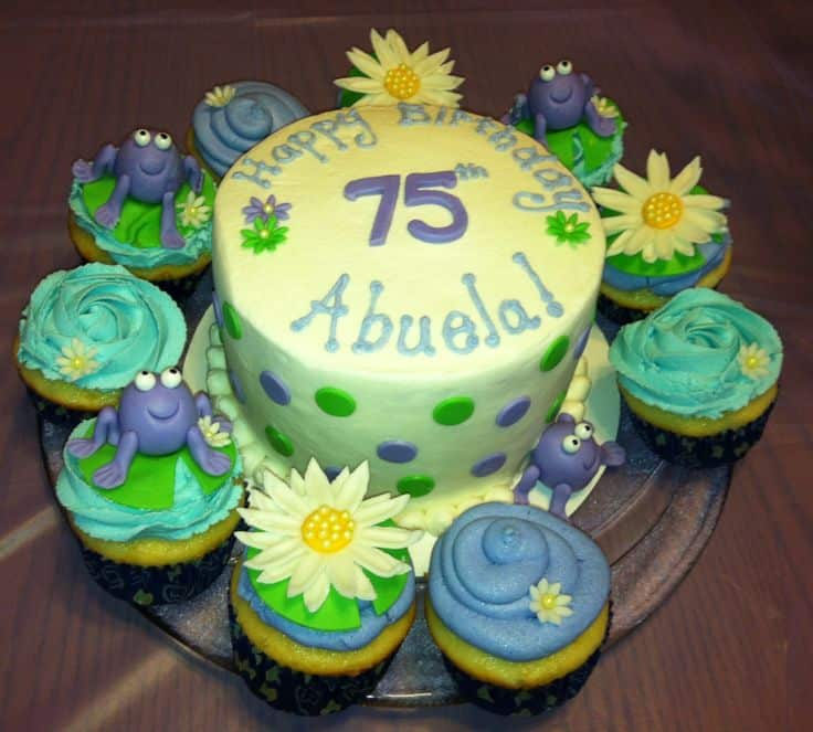 75th Birthday Cakes Fun Cake Ideas For A 75 Year Old Man