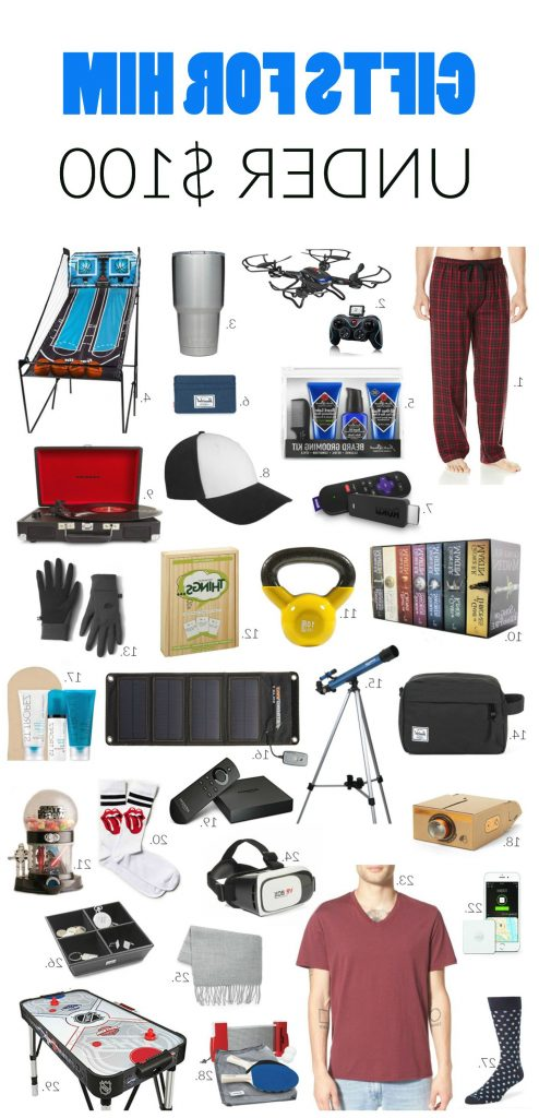 Gift Ideas For Him Under 100 Best Gifts For Him Bday
