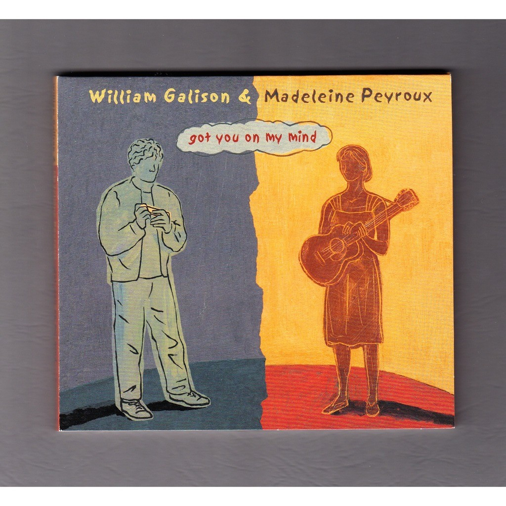 Got You On My Mind By William Galison Madeleine Peyroux