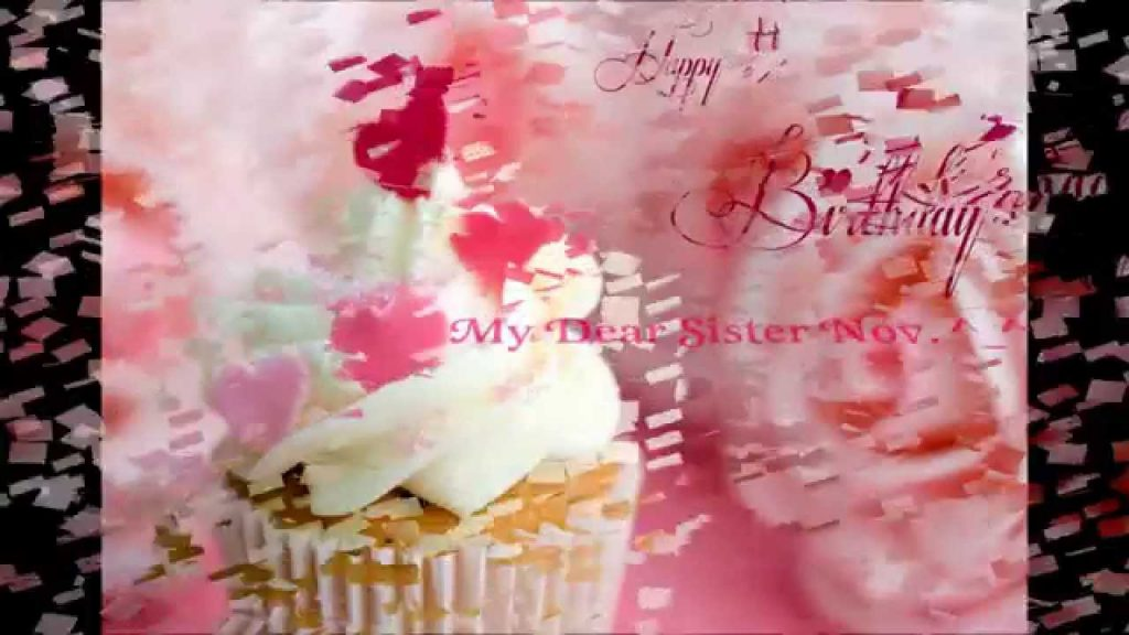 To A Special Young Lady Happy Birthday Nov YouTube