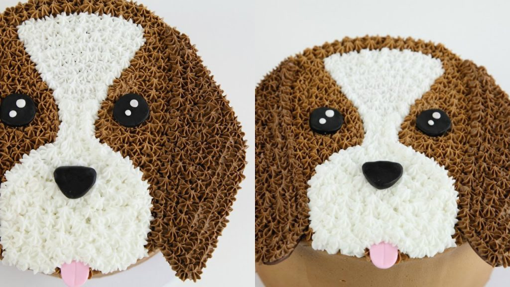 Amazing Cake Decorating DOG Cake YouTube