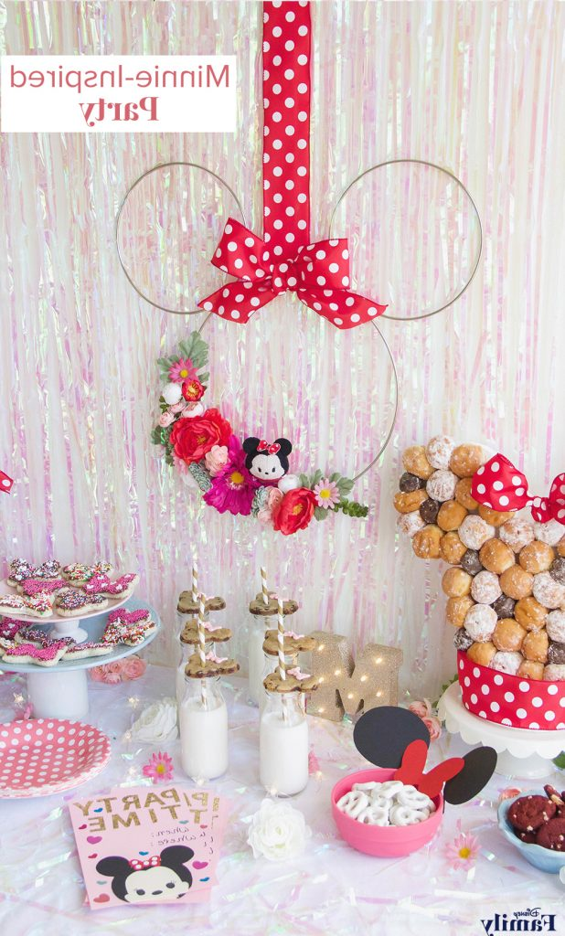 Minnie Mouse Party Ideas The Ultimate Guide Disney Family