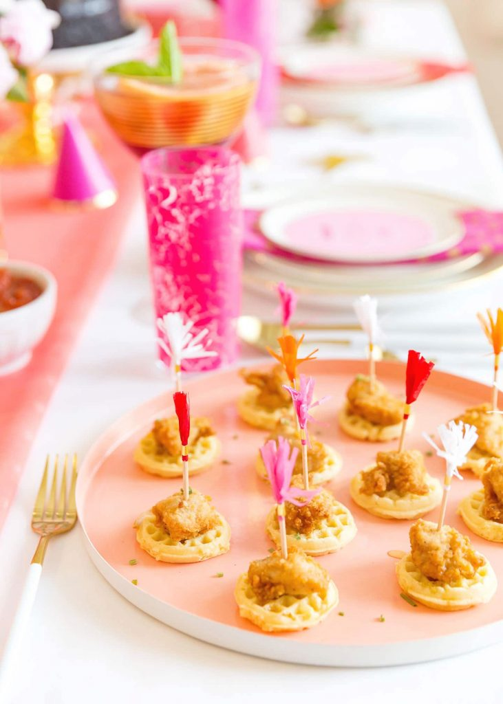 Creative Adult Birthday Party Ideas For The Girls Food