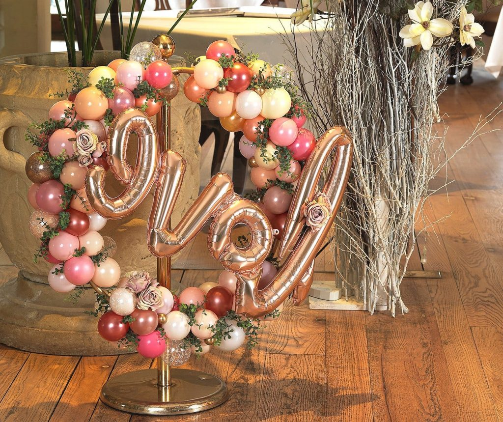 Fun Balloon Ideas For Your Wedding Day Confetti co uk