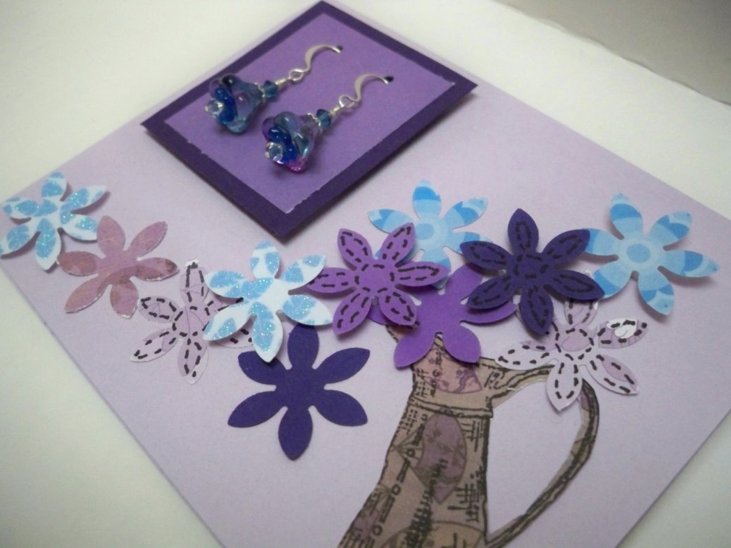 Handmade Greeting Cards For An Extra Special Person Pouted