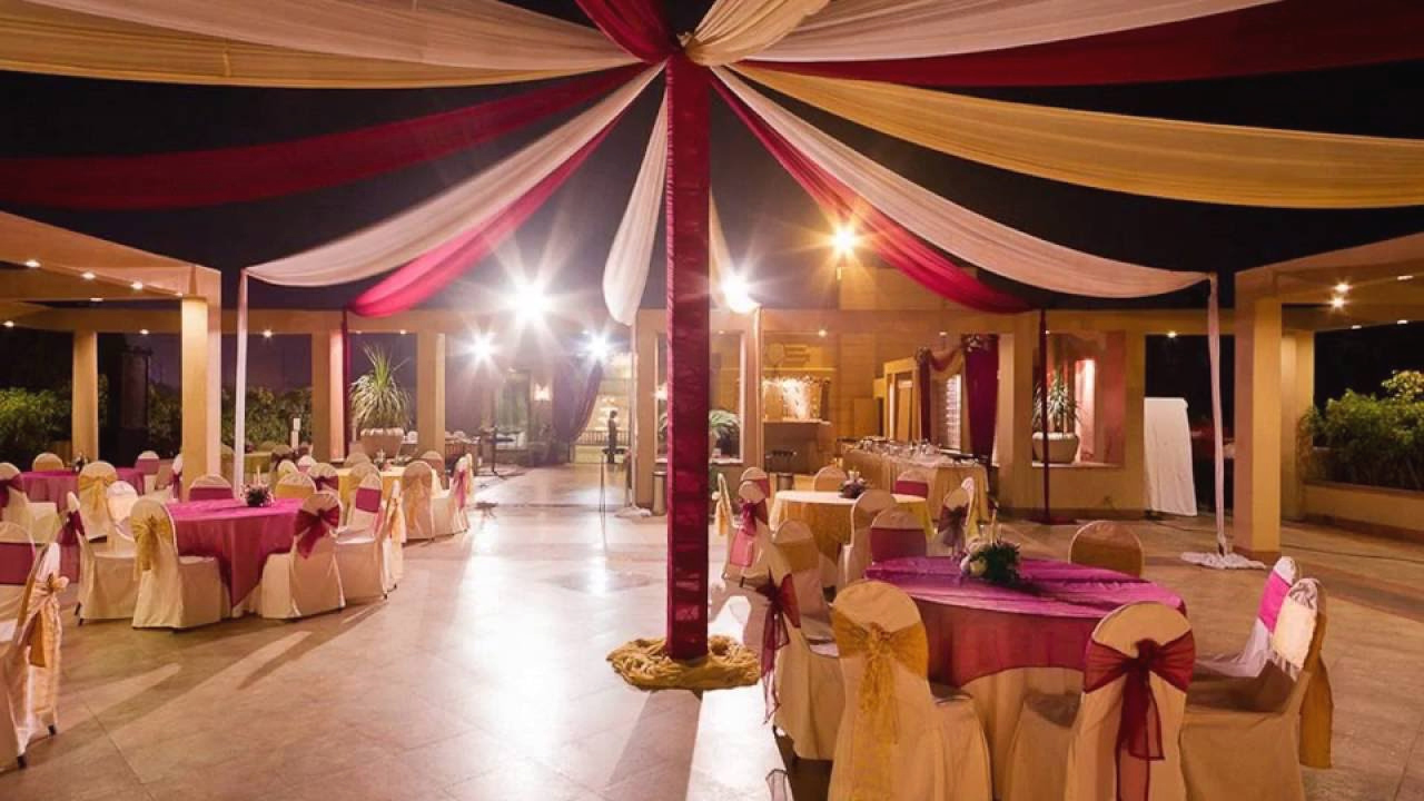 Sangeet Decoration Ideas At Banquet Halls In Mumbai YouTube
