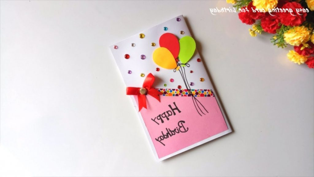 9 Easy Greeting Card For