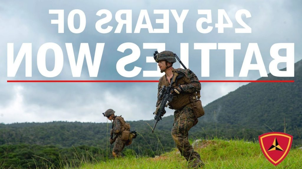 2020 Marine Corps Birthday Message 245th Marine Corps