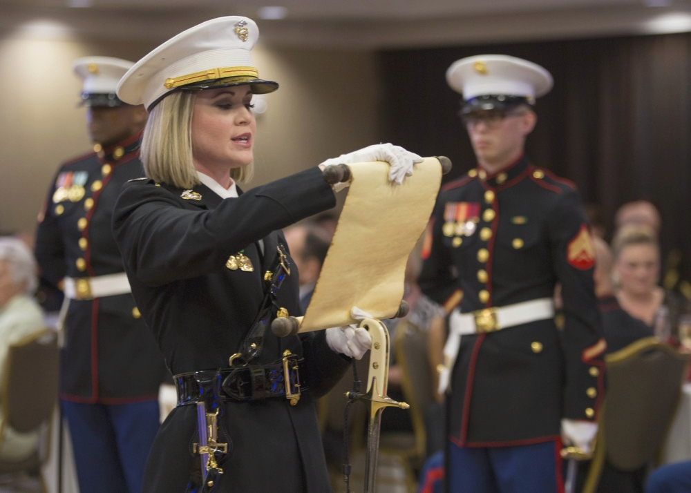 DVIDS Images 2017 6MCD Marine Corps Birthday Ball