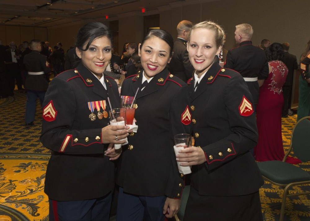 DVIDS Images 239th Marine Corps Birthday Ball Image