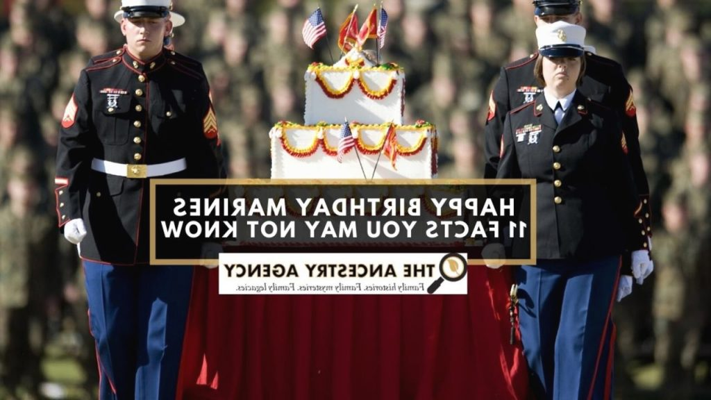 Happy 245th Birthday U S Marine Corps 11 Facts You May